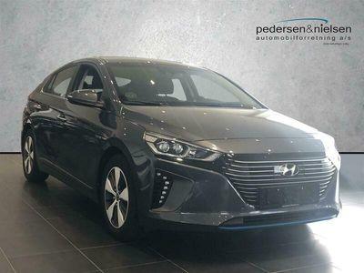 brugt Hyundai Ioniq 1,6 PHEV Mild hybrid Premium DCT 141HK 5d 6g Aut.