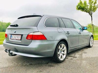 usado BMW 525 525 3,0 E61 d touring