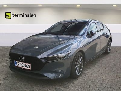 brugt Mazda 3 2,0 Sky-G 122 Cosmo Style aut.