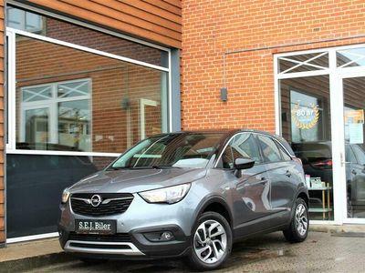 brugt Opel Crossland X 1,2 Turbo INNOVATION Start/Stop 110HK 5d A+