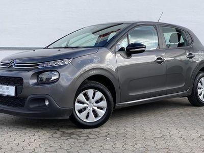 brugt Citroën C3 1,2 PureTech Iconic Limited 82HK 5d
