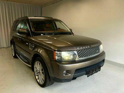 brugt Land Rover Range Rover Sport Range Rover Sport 3,0 SDV6 HSE aut. 5d 3,0 SDV6 HSE aut. 5d
