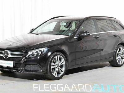 brugt Mercedes C220 d T 2,1 Bluetec 9G-Tronic 170HK Stc 9g Aut.