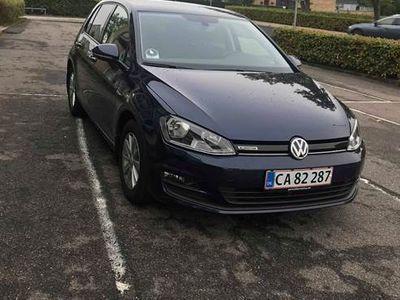 brugt VW Golf VII 1,6 comfortline