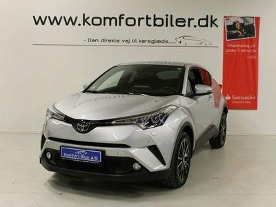 brugt Toyota C-HR 1,2 T C-HIC