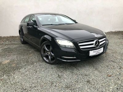 brugt Mercedes CLS350 3,0 BlueTEC SB aut. 5d