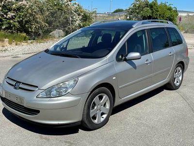 brugt Peugeot 307 2,0 SW 7prs