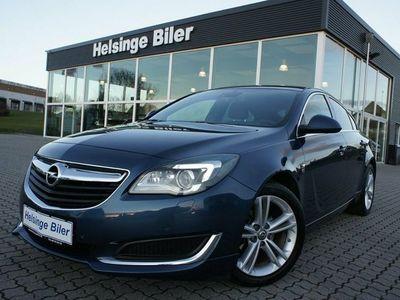 brugt Opel Insignia 2,0 CDTi 170 Cosmo