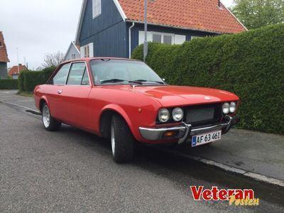 käytetty Fiat Coupé 124 sport2L i.e.