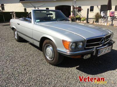 brugt Mercedes SL350 cabriolet
