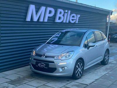 brugt Citroën C3 1,2 PT 82 Feel Complet