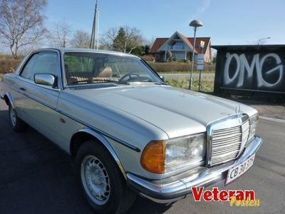 brugt Mercedes 230 w123CE coupe