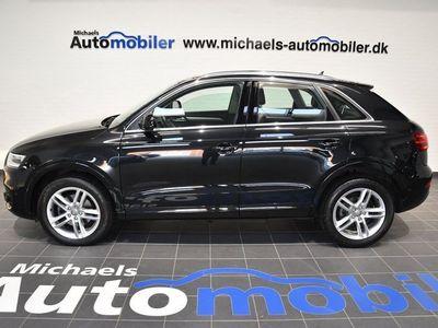 usado Audi Q3 2,0 TDi 140 quattro S-tr.