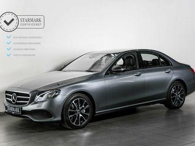 käytetty Mercedes E220 2,0 Avantgarde aut.