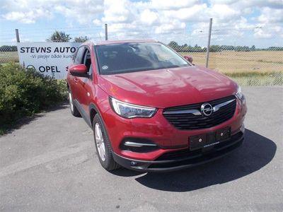 gebraucht Opel Grandland X 1,2 Direct Injection Turbo Enjoy Start/Stop 130HK 5d 6g