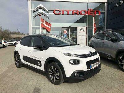 brugt Citroën C3 1,2 PureTech Triumph start/stop 82HK 5d