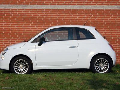 usata Fiat 500 Pop NYSYNET & NYSERVICERET 1,2