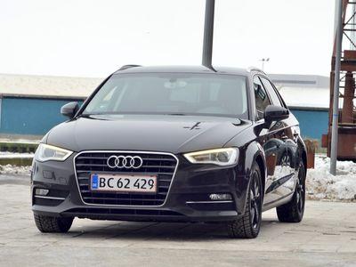 brugt Audi A3 Sportback 2.0 TDI 150 HK 5-DØRS