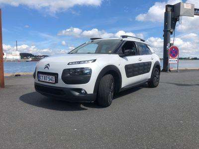 brugt Citroën C4 Cactus 1,6 4-DØRS MED BAGKLAP 5 Man