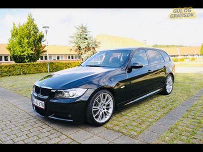 brugt BMW 318 Mest udstyret D E91 på markedet