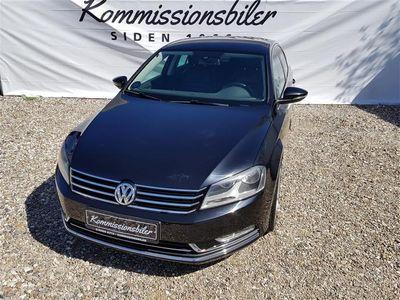 brugt VW Passat 1,8 TSI Comfortline DSG 160HK 7g Aut.