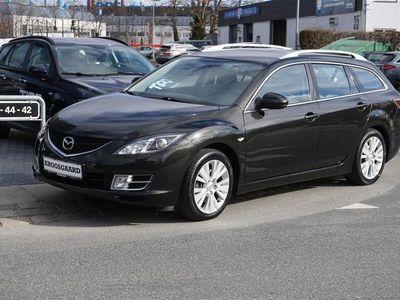 brugt Mazda 6 2,0 Advance 147HK Stc 6g