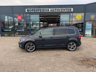 used VW Touran 2,0 TDi 150 Highline BMT 7prs