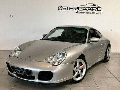 brugt Porsche 911 Carrera 4S 3,6 Coupé