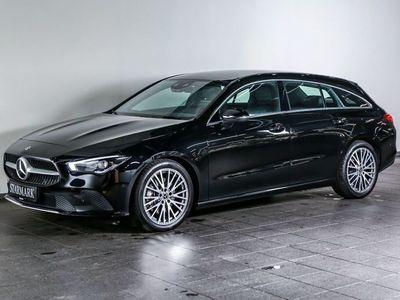 brugt Mercedes CLA220 d 2,0 Progressive SB aut.