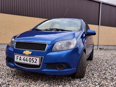 brugt Chevrolet Aveo 1.2 5D