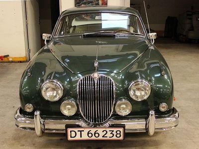 brugt Jaguar MK II 3.8