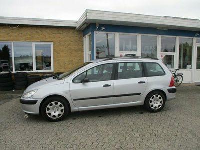 brugt Peugeot 307 2,0 HDi 90 SR stc.