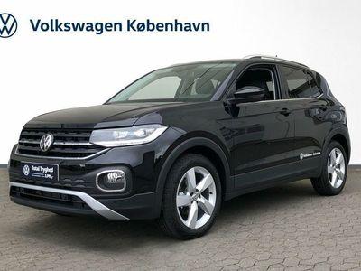 brugt VW T-Cross - 1,0 TSi 115 Style+