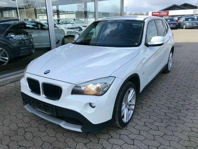 brugt BMW X1 2,0 sDrive18i