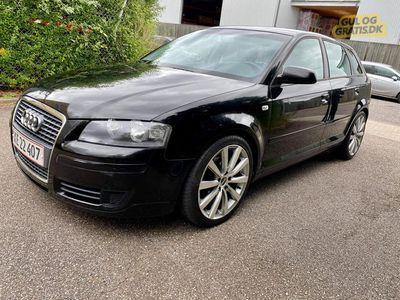 brugt Audi A3 1.6 benzin