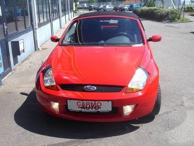 brugt Ford StreetKa Ka 1,6 1 95HK Cabr.