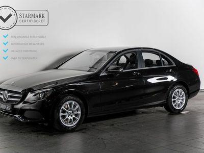 käytetty Mercedes C200 2,0 aut.