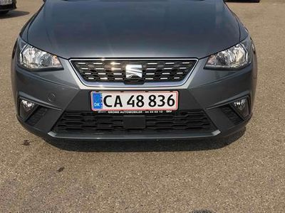 used Seat Ibiza 1,0 TSI Xcellence 95HK 5d