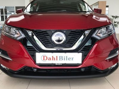 brugt Nissan Qashqai 1,5 DCi N-Connecta 2WD 6g Roof pack 115HK 5d