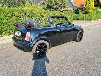 brugt Mini Cooper Cabriolet -