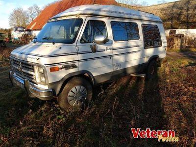 brugt Chevrolet G Chevy Van30 Starcraft.