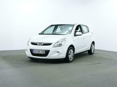 brugt Hyundai i20 1,4 CRDi Comfort 75HK 5d A+