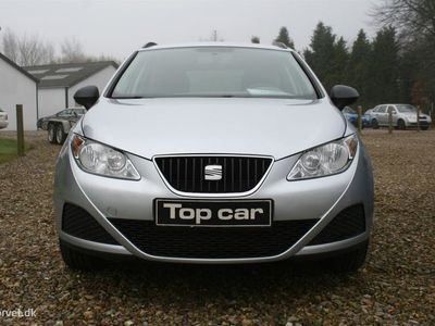 brugt Seat Ibiza 1,4 16V Reference 85HK Stc