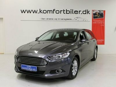 usado Ford Mondeo 2,0 TDCi 150 Trend stc. aut.