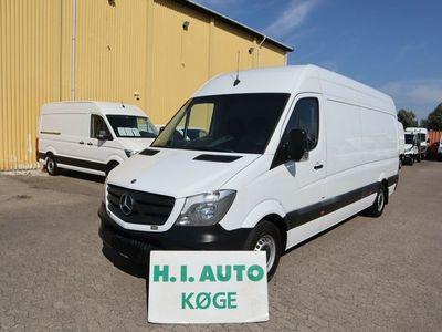 brugt Mercedes Sprinter 319 3,0 CDi R3 Kassevogn