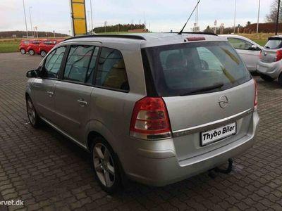 brugt Opel Zafira 1,9 CDTI 120HK