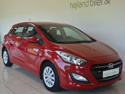 brugt Hyundai i30 1,6 CRDi 110 Active
