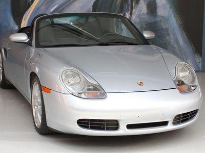 brugt Porsche Boxster S