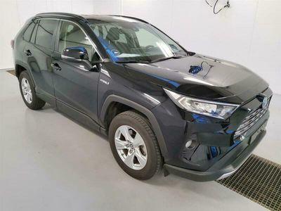 brugt Toyota RAV4 2,5 Hybrid H3 Comfort 218HK 5d 6g Aut.