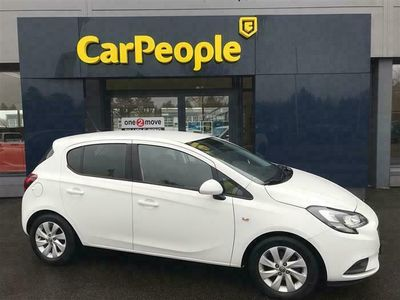 brugt Opel Corsa 1,4 Enjoy Plus Start/Stop 90HK 5d